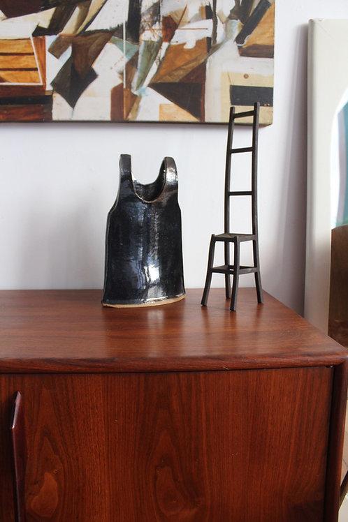 Ceramic Shirt Vase