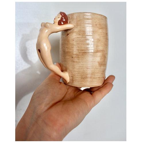 Full on Naked Lady Mug