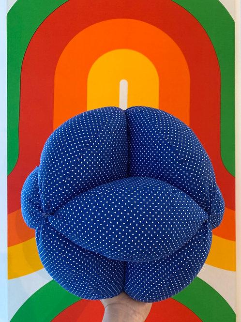 Sculptural pillow