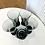 Thumbnail: Vintage Fastoria goblets set of 5