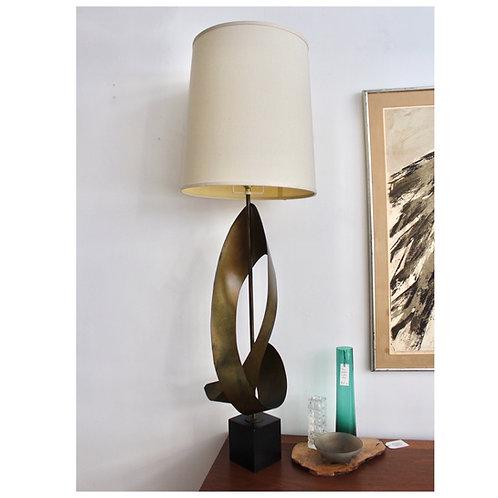 """Ribbon"" Lamps by Laurel"
