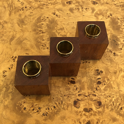 Cube Trio Candle Holder