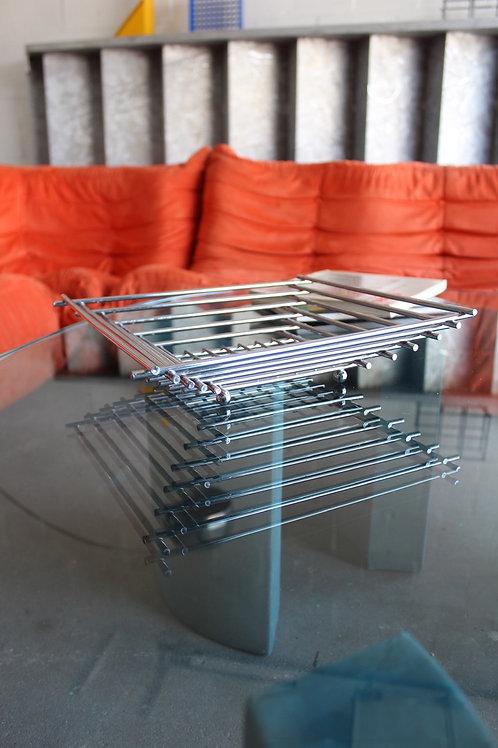 Low Chrome Metal Basket