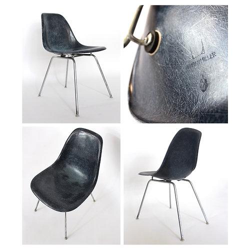 Herman Miller Shell Chair-Navy