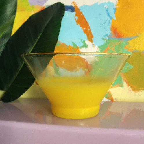 Large Yellow Blendo Bowl