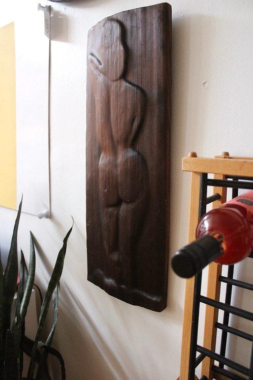 The Female Form Wood Art