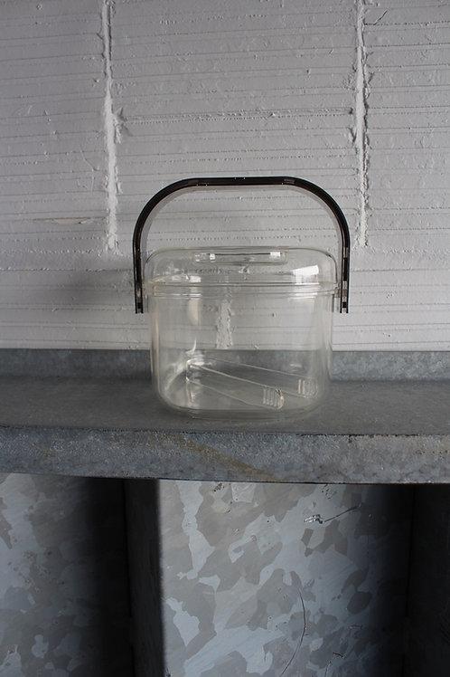 80s Acrylic Cameleon Ice Bucket