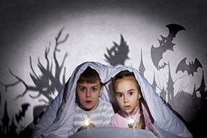 The Halloween Hearing Special: Why Scary Sounds Scare Us