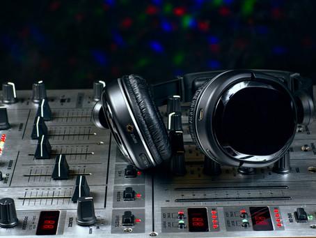DJ Rocks Despite Hearing Loss