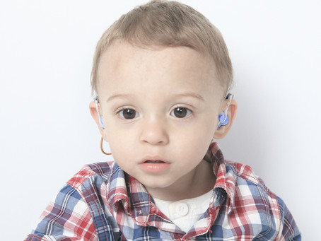 Hearing Aids For Kids Could Improve Speech and Language