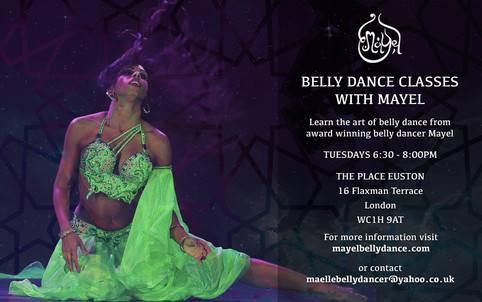 NEW BELLY DANCE CLASSES STARTING!