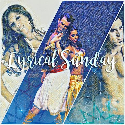 LYRICAL SUNDAY: Workshops with Mayel & Ozgen! Coming Sunday 18th Nov 18.