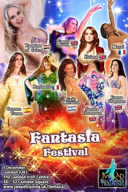 JOIN MAYEL AT THE FANTASIA FESTIVAL: 1ST DEC 18!!!