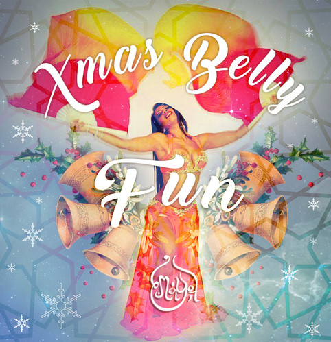 XMAS BELLY FUN: Special Christmas short course starting 04 December!