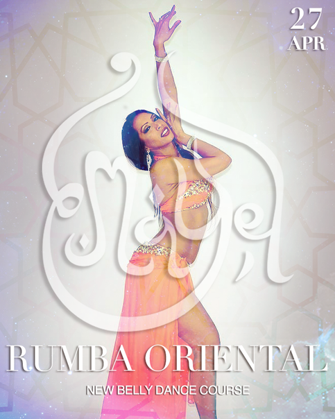 Rumba Oriental: New Belly Dance Course