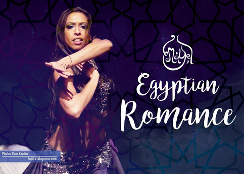 EGYPTIAN ROMANCE: Passionate Belly Dance Course Starting 26th Feb!