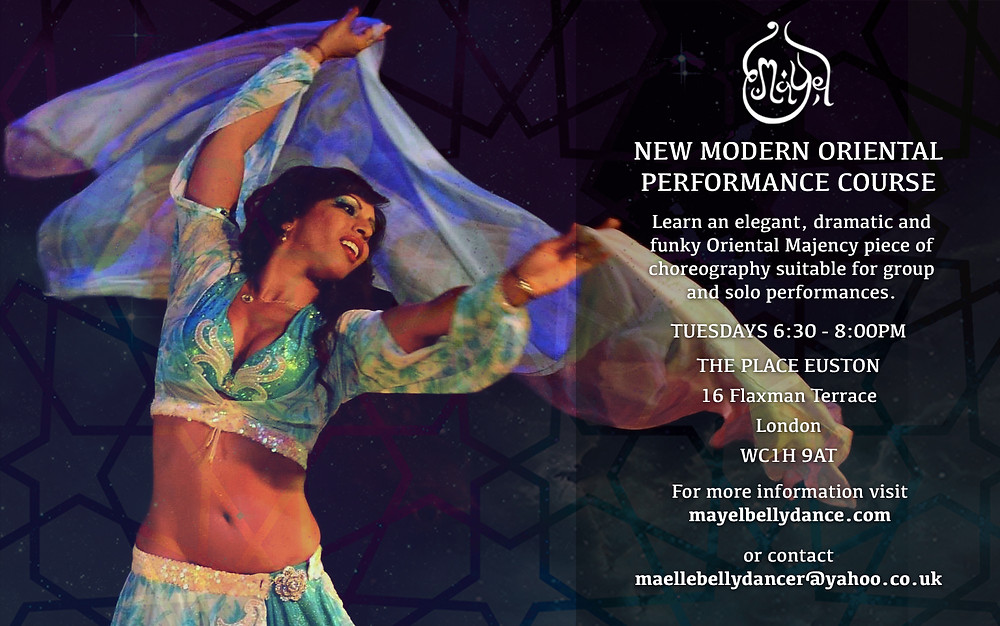 Mayel will be soon teaching a new action packed belly dance course focusing on cool combos, technique and improvisation. For any belly dancer, beginner to advanced, Mayel cannot wait to work with you! Check out the Classes page for more information.