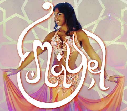 GET BACK INTO DANCE! Mayel's new Classic Egyptian belly dance course starting September 10th 201