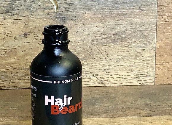 Hair & Beard Serum