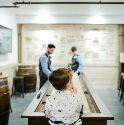 Shuffleboard Table