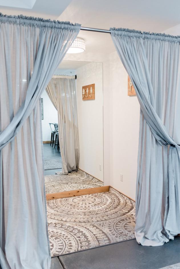 Bride's Room - Dressing Room