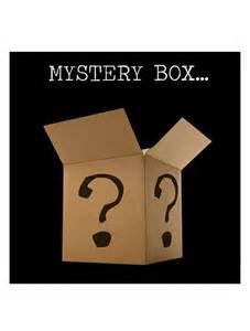 Mystery Box - Shirt Plus 1 BONUS Item