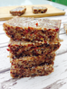 Homemade Fruit & Nut Bars