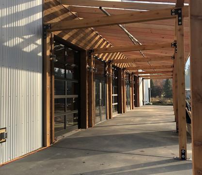 Reception Area Patio