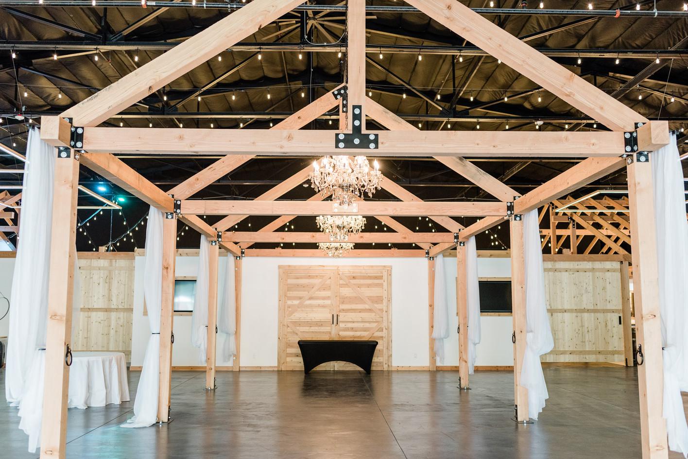 Dance Floor Structure