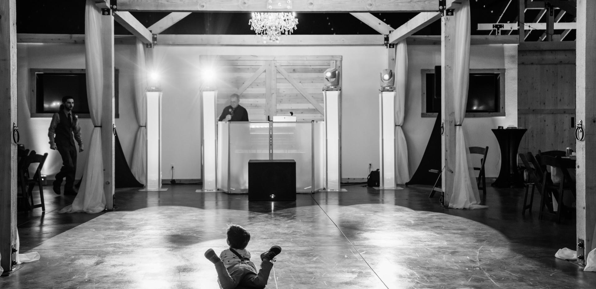 Dancefloor Space