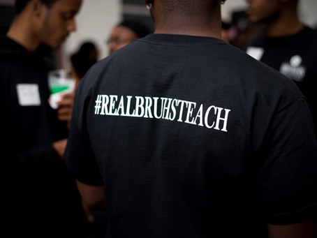 Black male educators of New Orleans; Brothers Empowered to teach (BE2T)