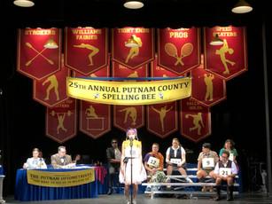 Logainne Schwartzandgrubenierre in The 25th Annual Putnam County Spelling Bee
