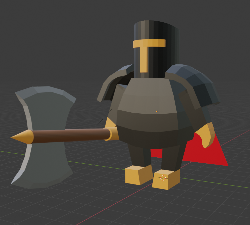 Character 3D Modelling & Animation