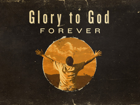 All for the glory of God