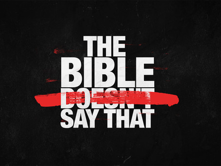Never Add to God's Word