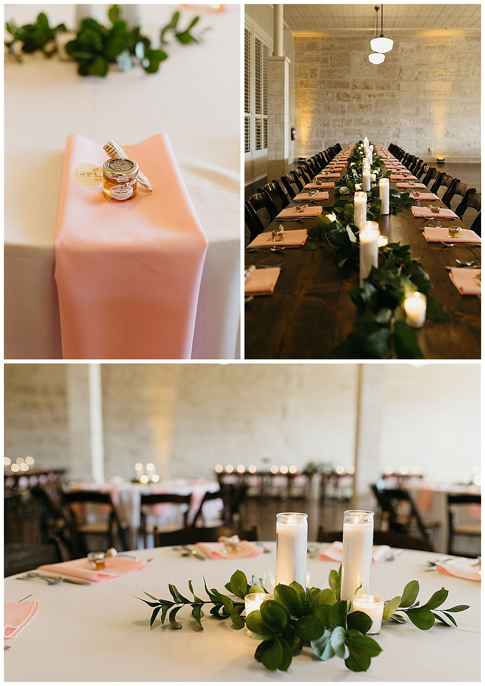Hill Country Wedding. Kerrville Wedding. San Antonio Wedding Planner. Boerne Wedding Planner. Reception Table. Reception Details. Farm Table