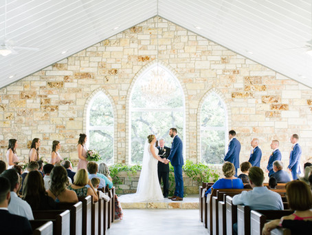 All-Inclusive Intimate Wedding Packages | The Perfect Gathering in The Hill Country | San Antonio,TX