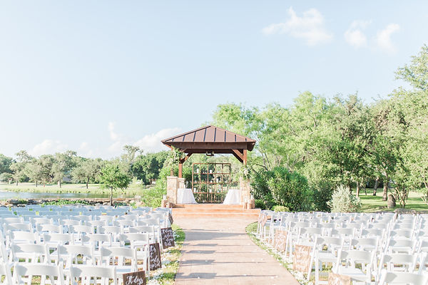 the club at garden ridge. hill country wedding venue. intimate wedding ceremony. elopement