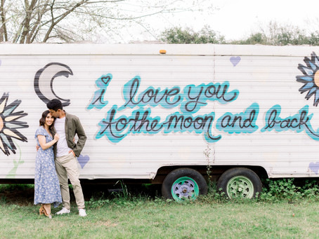 Rhea'Lynn's Wedding Planning Journey | A Three-Part Series | San Antonio, TX