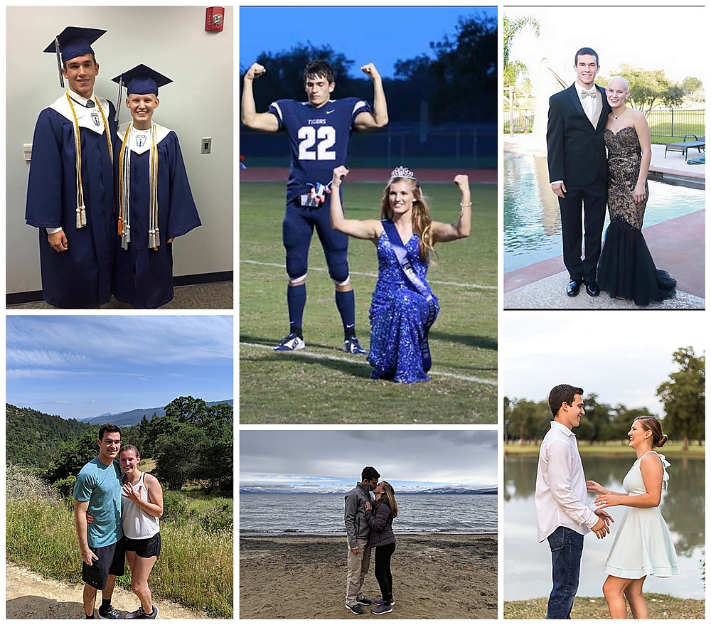 Bride & Groom. Cancer Survivor. Engagement. Prom. Homecoming King & Queen.