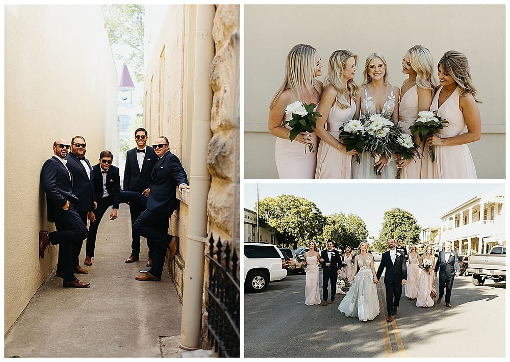 Hill Country Wedding. Kerrville Wedding. Bridal Party. Bride Tribe. Best Friends. San Antonio Wedding Planner. Luxury Wedding Planner