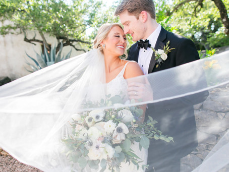 Tess + Zach | The Most Beautiful Plan C You've Ever Seen | Lost Mission Wedding | Spring Branch, TX