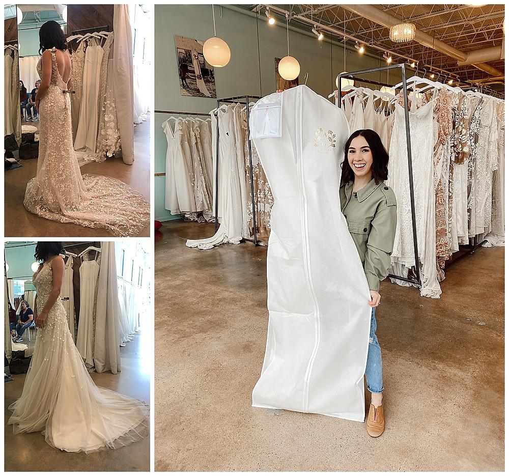 Wedding Dress | Modern Wedding Dress | Modern Bride | Wedding Details | Wedding Dress Inspiration | Texas Bride | Bride |  Wedding Inspiration | Unbridaled | Wedding Gown
