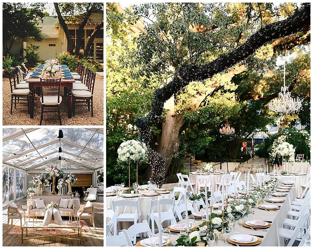 Wedding Venue | Texas Wedding Venue | Outdoor Venue | Austin Wedding Venue | San Antonio Wedding Planner | Texas Wedding Planner | Intimate Ceremony | Garden Wedding |