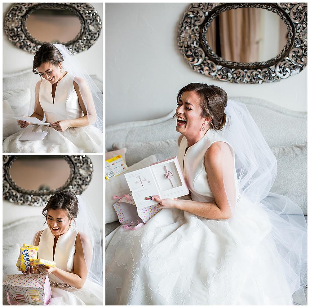 bride in bridal suite at park 31