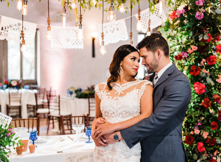 (Cinder)Ella y el Mariachi: A Modern Spanish Shoot at Lost Mission | Spring Branch, TX
