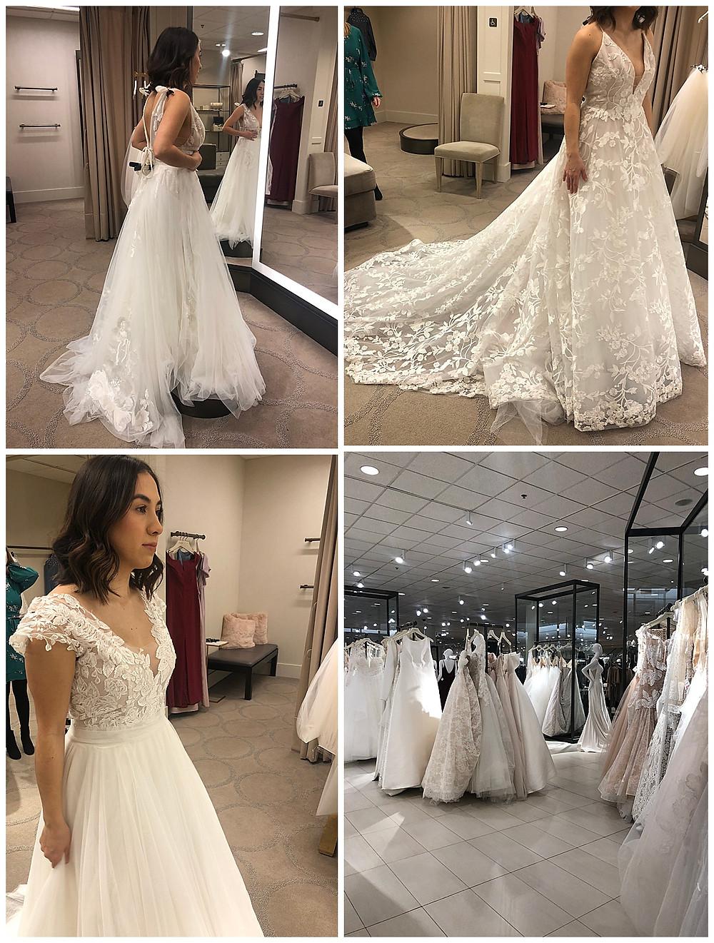 Wedding Dress | Modern Wedding Dress | Modern Bride | Wedding Details | Wedding Dress Inspiration | Texas Bride | Bride |  Wedding Inspiration | The Wedding Suite at Nordstrom | Wedding Gown