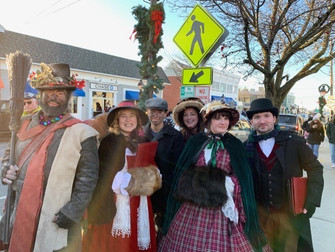 Dickens Fest & Vendetta's Holiday Pix