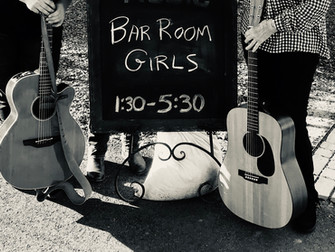 November Gigs ~ Barroom Girls