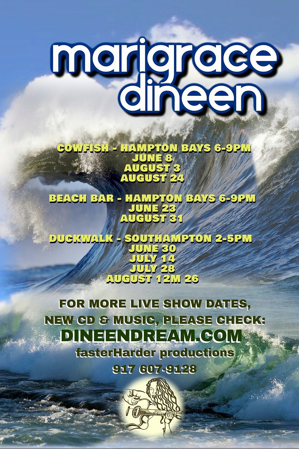 Summer Dates with Marigrace Dineen